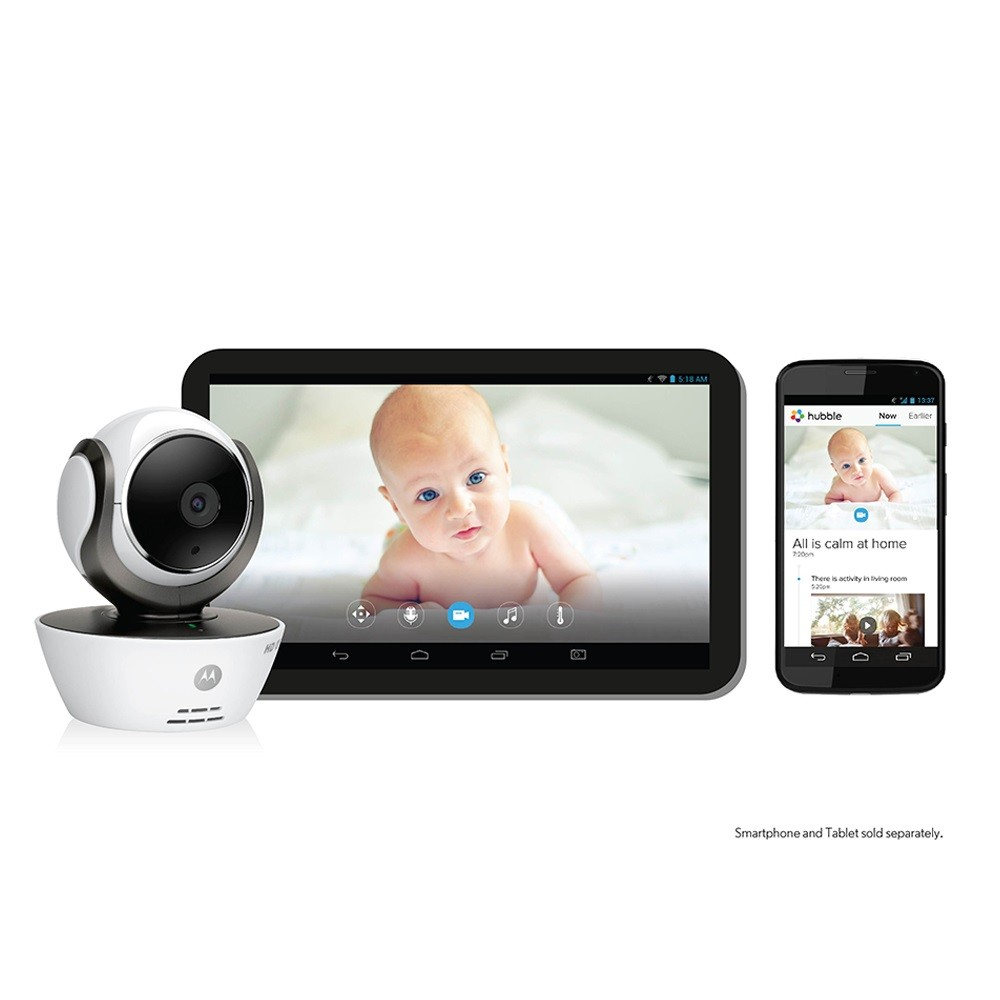 MBP85 Connect Wi-Fi HD Baby Monitoring Camera
