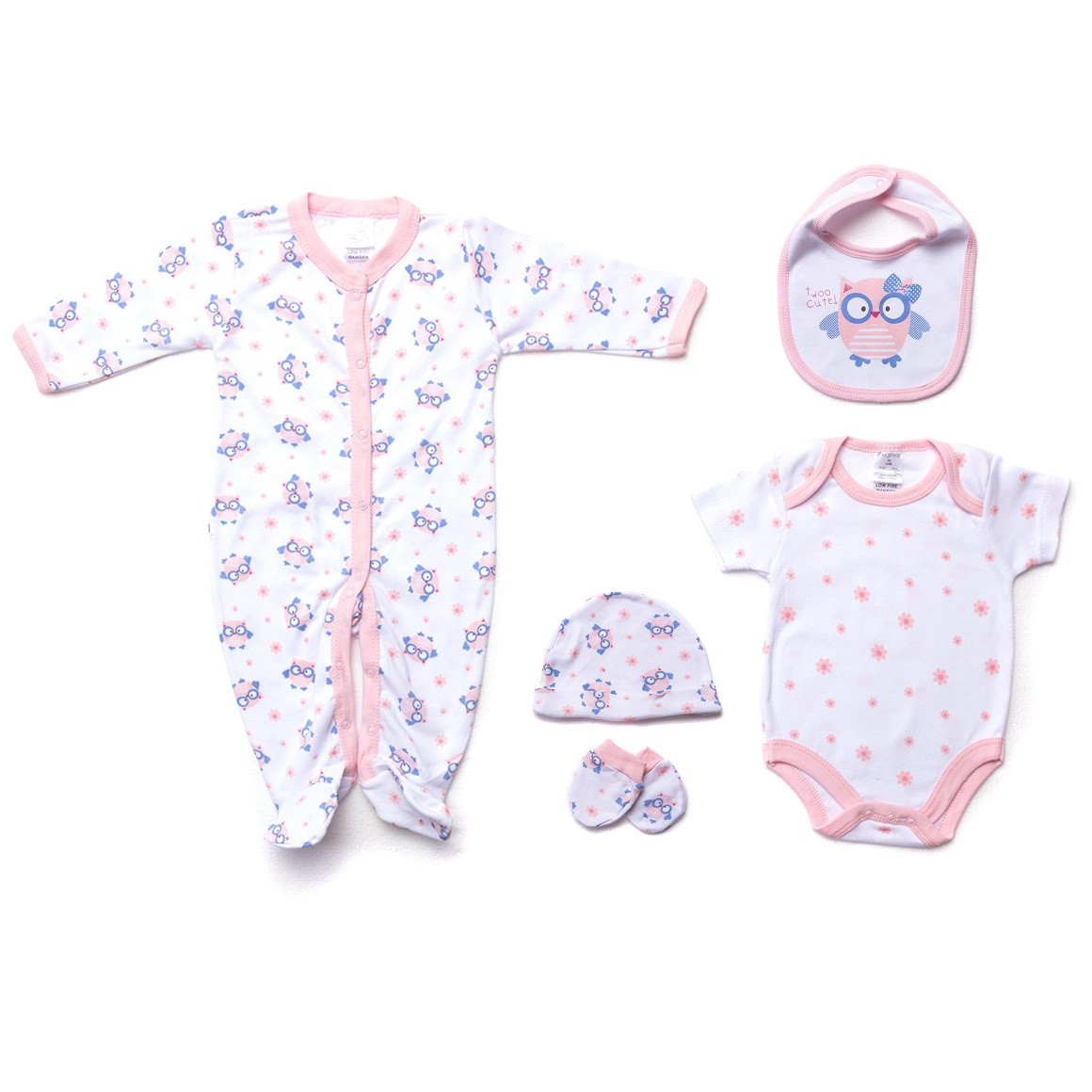 Twoo Cute 5-Piece Value Set