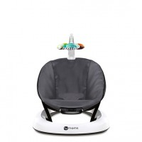 bounceRoo Infant Seat in Dark Grey Classic