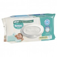HUGGIES® Baby Wipes Ultra Sensitive 64pc