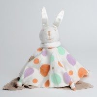 Snugzeez Muslin Comforter - Polka Dot