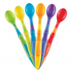 Munchkin® Soft Tip Infant Spoons 6-Pack