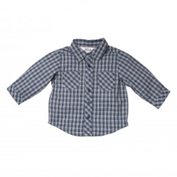 Ricky Jersey Back Check Shirt