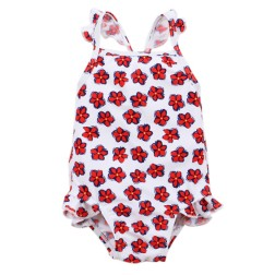 Bebe by Minihaha Emmy Cross Strap Swimsuit