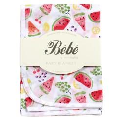 Bebe by Minihaha Violet Muslin Wrap