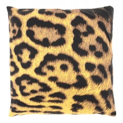 Print Collection Cushion in Leopard 40 x 40cm