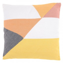 Splice Collection Cushion in Multi 50 x 50cm