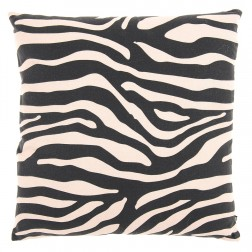 Print Collection Cushion in Zebra 40 x 40cm