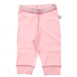 2PK Organic Essentials Ribbed Pant in Pink