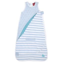 Love To Inventa Sleep Bag 0.5 TOG 4-12M in Blue
