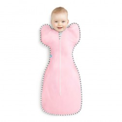 Love To Swaddle UP ORIGINAL Pink M - 6-8.5kg