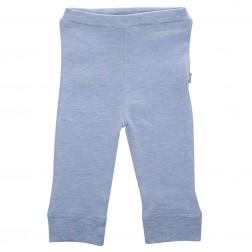 Babyushka Organic Essentials Pant in Blue Marle