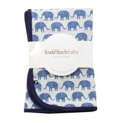 Fox & Finch Kalahari Print Bunny Rug