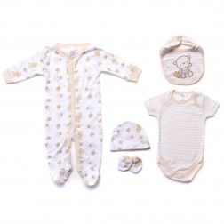Cute Little Friends 5-Piece Value Set