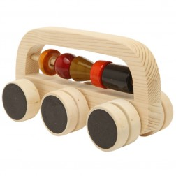 Wooden Geo Bus