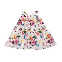 Bebe by Minihaha Ella Print Yoke Dress