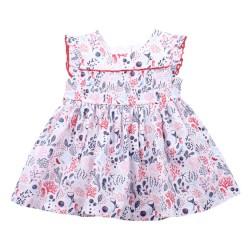 Bebe by Minihaha Billie Print Sleeveless Dress